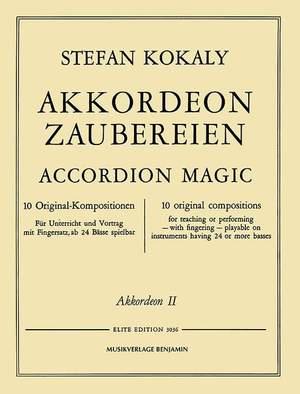 Kokaly, S: Accordion Magic