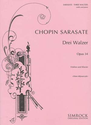 Chopin, F: Waltz op. 34/2