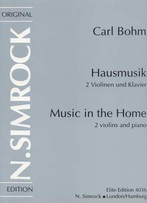 Bohm, C: Music in the Home