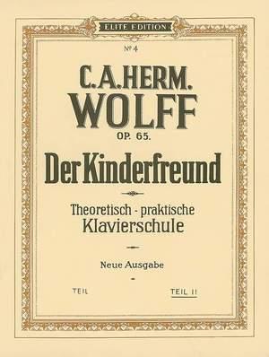 Wolff, C A H: Der Kinderfreund op. 65 Band 2