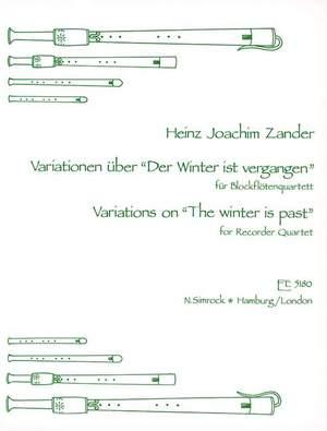 Zander, H J: Variations