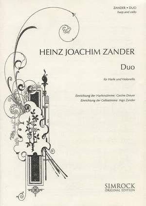 Zander, H J: Duo