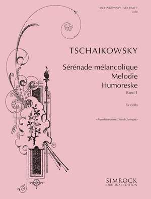 Tchaikovsky: Tchaikovsky for Cello Band 1