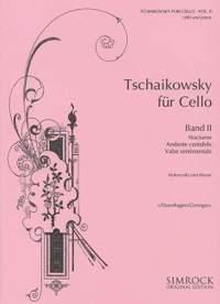 Tchaikovsky: Tchaikovsky for Cello Band 2