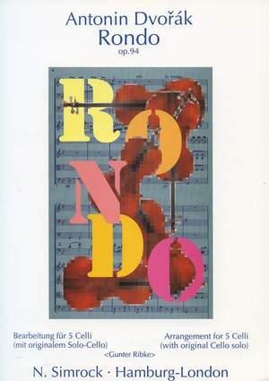 Dvorák, A: Rondo op. 94