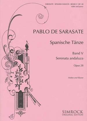 Sarasate: Spanish Dances op. 28 Band 5