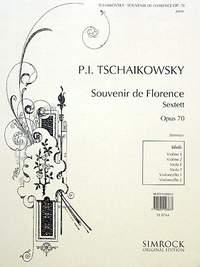 Tchaikovsky: String Sextet, Op. 70 'Souvenir de Florence'