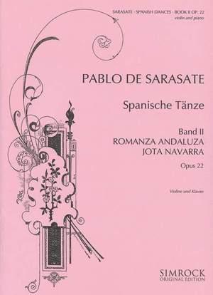 Sarasate: Spanish Dances op. 22 Band 2