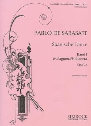 Sarasate: Spanish Dances op. 21 Band 1
