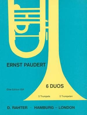 Paudert, E: Six Duets