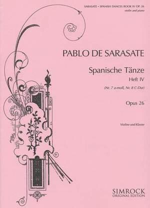 Sarasate: Spanish Dances op. 26 Band 4