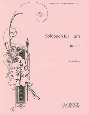 Solobook for Horn Band 1