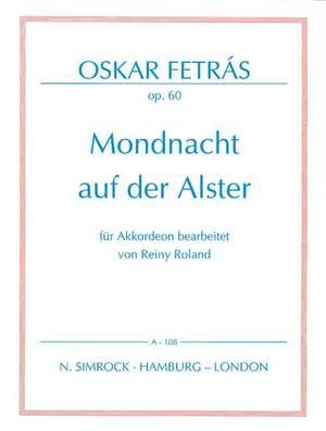 Fetrás, O: Moonlight on the Alster op. 60