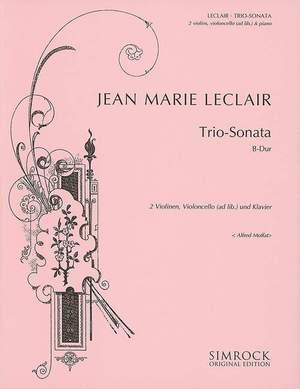 Leclair, J: Trio Sonata in B Flat Major