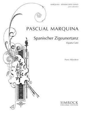 Marquina, P: Spanish Gipsy Dance