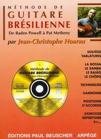 Hoarau, J C: Methode De Guitare Bresilienne