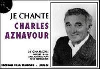 Aznavour, C: Je Chante Charles Aznavour