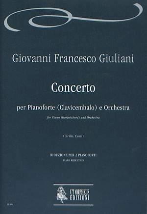 Giuliani, G F: Concerto op. 12