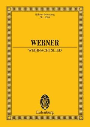 Werner, G J: Weihnachtslied