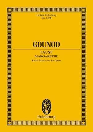 Gounod, C: Faust (Margarethe)