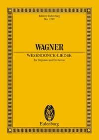 Wagner, R: Wesendonck-Lieder WWV 91 A