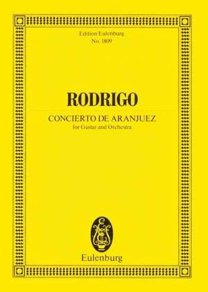 Rodrigo, J: Concierto de Aranjuez