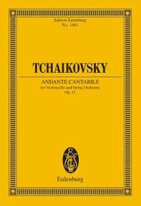 Tchaikovsky: Andante cantabile op. 11