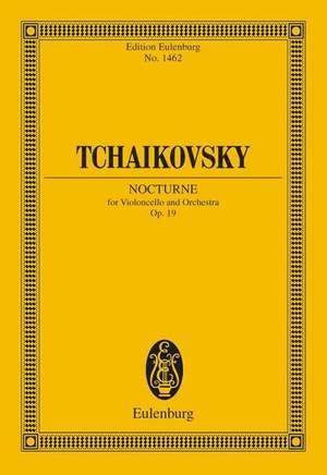 Tchaikovsky: Nocturne op. 19