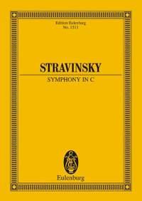 Stravinsky, I: Symphony in C