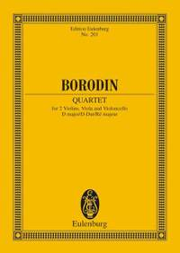 Borodin, A: String Quartet No. 2 D major