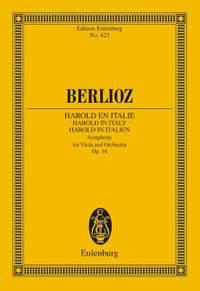 Berlioz, H: Harold in Italy op. 16