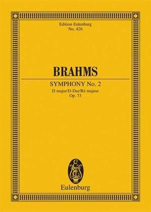 Brahms, J: Symphony No. 2 D major op. 73