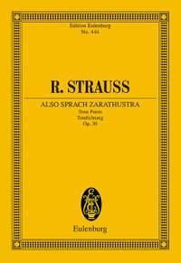 Richard Strauss: Also sprach Zarathustra op. 30 TrV 176