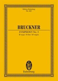 Bruckner: Symphony No. 5 Bb major
