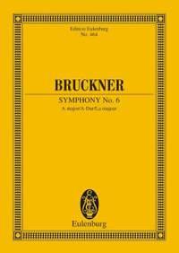 Bruckner: Symphony No. 6 A major