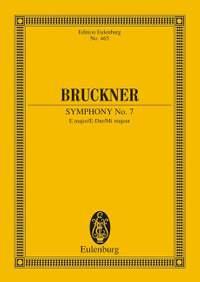 Bruckner: Symphony No. 7 E major