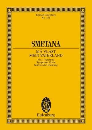 Smetana: Vyšehrad (miniature score) Product Image