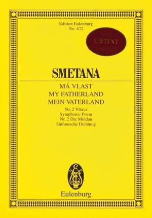Smetana: Vltava (miniature score)