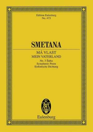 Smetana: Šárka (miniature score) Product Image