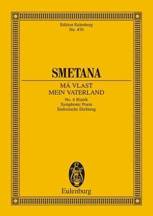 Smetana: Blaník (miniature score)