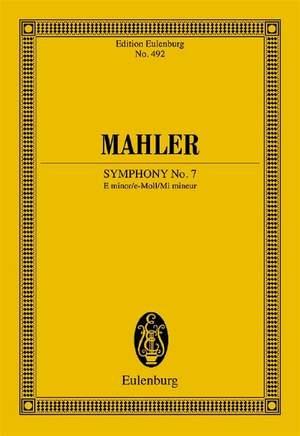 Mahler, G: Symphony No.7