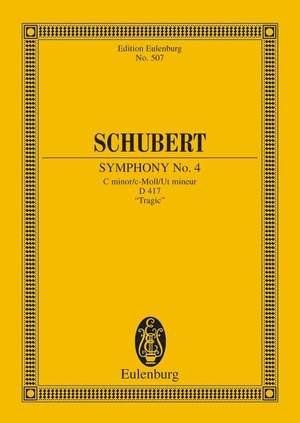 Schubert, F: Symphony No. 4 C minor D 417 Product Image