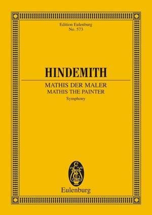 Hindemith, P: Mathis der Maler (Symphony)