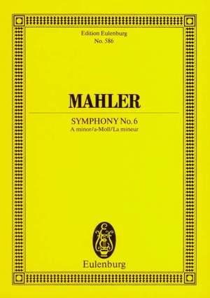 Mahler, G: Symphony No.6