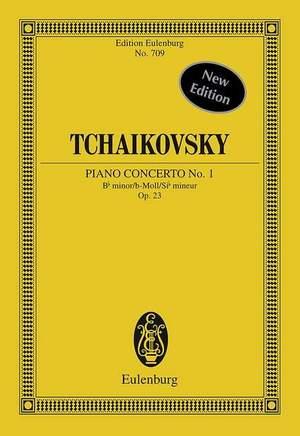 Tchaikovsky: Concerto No. 1 Bb minor op. 23 CW 53