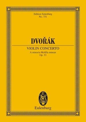 Dvorák, A: Concerto A Minor op. 53 B 108