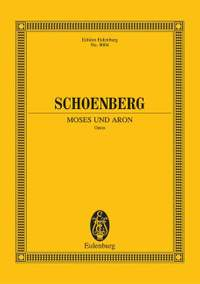 Schoenberg, A: Moses und Aron