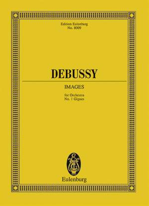 Debussy, C: Images