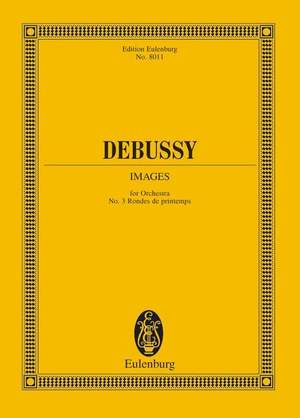 Debussy, C: Images Product Image