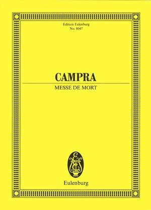 Campra, A: Messe de Mort
